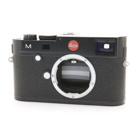 【あす楽】 【中古】 《並品》 Leica M(Typ240) ブラックペイント [ デジタルカメラ ]