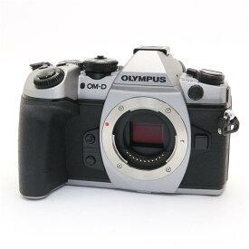 【あす楽】 【中古】 《美品》 OLYMPUS OM-D E-M1 Mark II ボディ シルバー [ デジタルカメラ ]