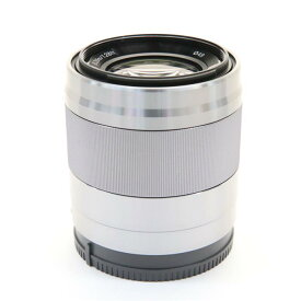 【あす楽】 【中古】 《良品》 SONY E 50mm F1.8 OSS SEL50F18 シルバー [ Lens | 交換レンズ ]