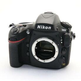 【あす楽】 【中古】 《良品》 Nikon D800 ボディ [ デジタルカメラ ]