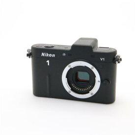 【あす楽】 【中古】 《良品》 Nikon Nikon 1 V1 ボディ ブラック ブラック [ デジタルカメラ ]