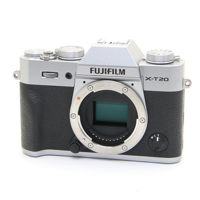 【あす楽】 【中古】 《良品》 FUJIFILM X-T20 ボディ シルバー [ デジタルカメラ ]