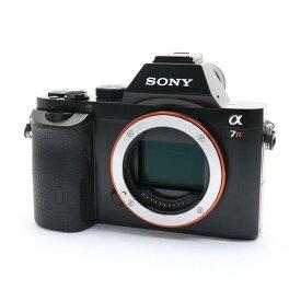 【あす楽】 【中古】 《並品》 SONY α7Rボディ ILCE-7R [ デジタルカメラ ]