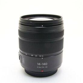 【あす楽】 【中古】 《美品》 Panasonic LUMIX G VARIO 14-140mm F3.5-5.6 II ASPH. POWER (マイクロフォーサーズ) [ Lens | 交換レンズ ]
