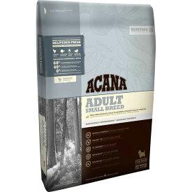 アカナ (ACANA) アダルトスモールブリード 2kg