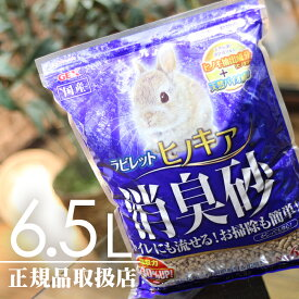 GEXラビレット ヒノキア消臭砂 6.5L