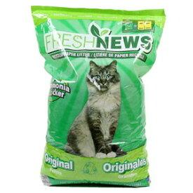 【即日発送!】PET PRODUCTS フレッシュニュース 11.36kg 猫 フェレット トイレ砂