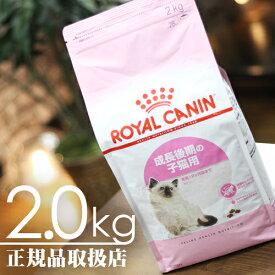 ロイヤルカナン(ROYAL CANIN)キトン フィーライン ヘルス ニュートリション 生後12ヶ月齢まで 2kg