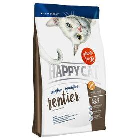 ハッピーキャット (HAPPY CAT) センシティブ グレインフリー レンティア 300g