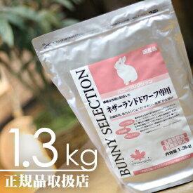【毎週入荷の新鮮在庫】バニーセレクションネザーランドドワーフ専用 1.3kg