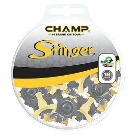 【メール便送料無料】【パッケージ無し】 CHAMP チャンプ スティンガー3 スリムロック トライロック fast twist3.0 ゴルフシューズ スパイク鋲 S-99 ゴルフ用品 アシックス エコー ナイキ