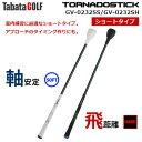 タバタ トルネードスティック ショート GV-0232 ゴルフ用品 ゴルフ練習器 ゴルフ練習器具 スイング