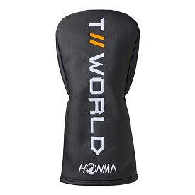 本間ゴルフ TW747 ドライバー ヘッドカバー HC-7470 ゴルフ用品 HONMA ホンマ