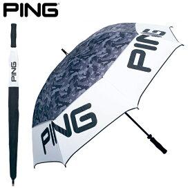 【予約販売/9月上旬入荷】 PING ピン ゴルフ アンブレラ UM-P191 日本正規品 ゴルフ用品 傘