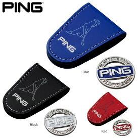 【即納】【メール便送料無料】 PING ピン ポケットマーカー AC-U197 日本正規品 ゴルフ用品 ゴルフマーカー