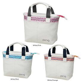 【9月20日発売】 PING ピン レディース ラウンドポーチ GB-L192 日本正規品 ゴルフ用品 ゴルフバッグ