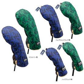【メール便送料無料】 PING ピン カモ ヘッドカバー HC-C201 日本正規品 ゴルフ用品