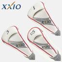ダンロップ XXIO9 ゼクシオ9 レディース 専用ヘッドカバー メーカー純正品 ゴルフ用品 新品