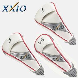 ダンロップ XXIO9 ゼクシオ9 レディース ヘッドカバー メーカー純正品 ゴルフ用品 新品
