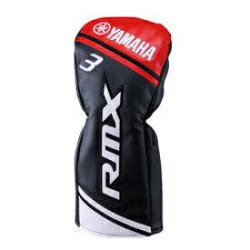 ヤマハ 2018 RMXオリジナルヘッドカバー フェアウェイウッド用 ゴルフ用品
