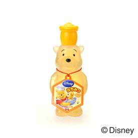 くまのプーさんはちみつ ボトル190g くまのプーさん Disney ディズニー キャラクター カナダ産 はちみつ ハチミツ 蜂蜜 かわいい プーさん型 ボトル 190g