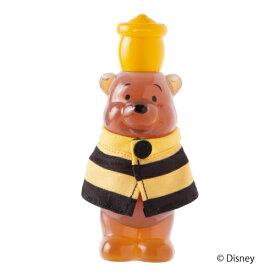 【くまのプーさん / ミツバチボトル】くまのプーさん Disney ディズニー キャラクター はちみつ ハチミツ 蜂蜜 みつばち ミツバチ かわいい ボトル 190g