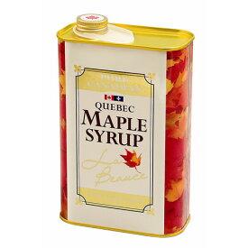 【メープルシロップ1.2kg Grade A アンバー】送料無料 カナダ ケベック州 業務用 プロ 本物 人気 国内充填 美味しいギャニオン もいいけどクインビーもおすすめ!安心 安全 めーぷる メープル  クインビガーデン 公式