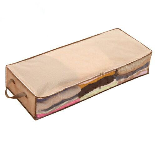 3個セット送料無料【炭入りベッド下収納袋】押入れ収納 衣装ケース 衣類 収納ケース 収納袋 収納ケース 衣類収納 衣装袋 衣類収納袋