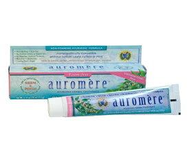 アーユルヴェーダ歯磨き粉 オーロメア 界面活性剤/ミント不使用