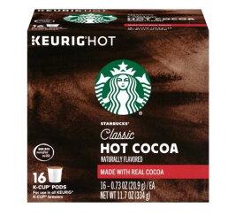 【スターバックス】【48個】ココア キューリグ kカップ K-CUP Starbucks classic cocoa