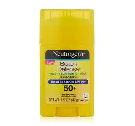 ニュートロジーナ サンスクリーン SPF50+ 小さな子にも塗りやすいスティックタイプ42g ビーチディフェンス 水・汗に強い日焼け止め