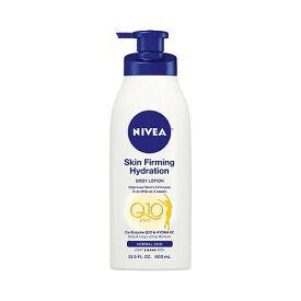 たっぷり500ml ニベア スキンファーミング 引き締めボディーローション Q10 プラス Skin Firming Hydration Lotion Q10 Plus