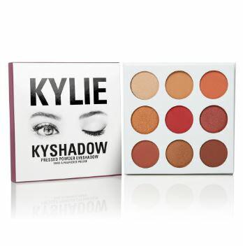 カイリー・コスメティックス(Kylie Cosmetics)アイシャドウパレット バーガンディー THE BURGUNDY PALETTE pressed powder eye shadow palette