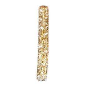 ジャイアント フロート【ゴールドグリッター】Pool Candy Noodle Gold Glitter
