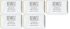【5個セット】BOTANIST ボタニスト ボタニカル バースキンソープ 石鹸 100g×5個 グレープフルーツ&フリージア