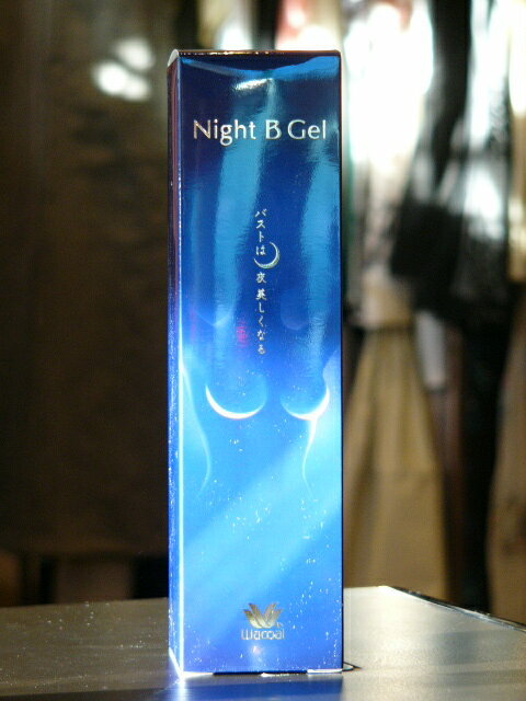 """ワコール""""Night B Gel""""(ナイト ビー ジェル)"""
