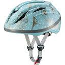 OGK (オージーケー) スターリー フレンチミント 54-56cm未満 ジュニアヘルメット 【自転車】