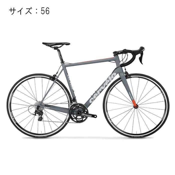 Cervelo (サーベロ/サーヴェロ) 2016モデル R2 105-5800 グレー サイズ56(179-184cm)ロードバイク