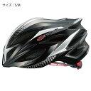 OGK(オージーケー)STEAIR(ステアー) チームブラック S/M ヘルメット 【自転車】