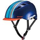 OGK (オージーケー) チャンプ ストックブルー 50-54cm未満 キッズヘルメット 【自転車】