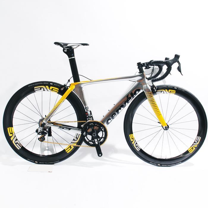 Cervelo(サーベロ/サーヴェロ) S5 TEAM MTN-Qhubeka Edition MTN サイズ48(167.5-172.5cm)ロードバイク