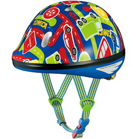 OGK (オージーケー) ピーチキッズ トミカ-2 47-51cm キッズヘルメット 【自転車】