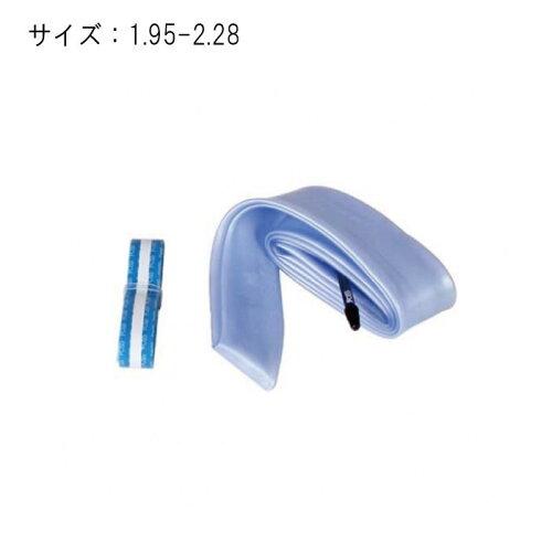FOSS(フォス)20×1.95-2.2848mmクリアチューブ【自転車】