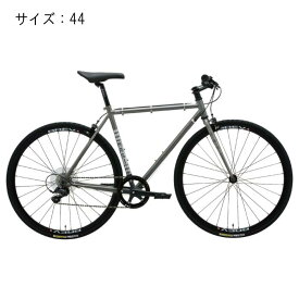 MASI (マジ)CAFFE RACER カフェレーサー UNO RISER ウノライザー Nekkid サイズ44 完成車 【自転車】