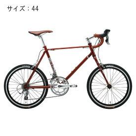 MASI (マジ)MINI VELO DUE DROP デュエドロップ SasparillaBrown サイズ44 完成車 【自転車】