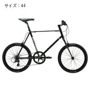 MASI (マジ)MINI VELO UNO RISER ウノライザー SGブラック サイズ44 完成車 【自転車】
