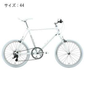 MASI (マジ)MINI VELO UNO RISER ウノライザー SGホワイト サイズ44 完成車 【自転車】
