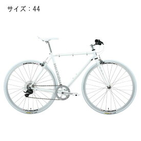 MASI (マジ)CAFFE RACER カフェレーサー UNO RISER ウノライザー ホワイト サイズ44 完成車 【自転車】
