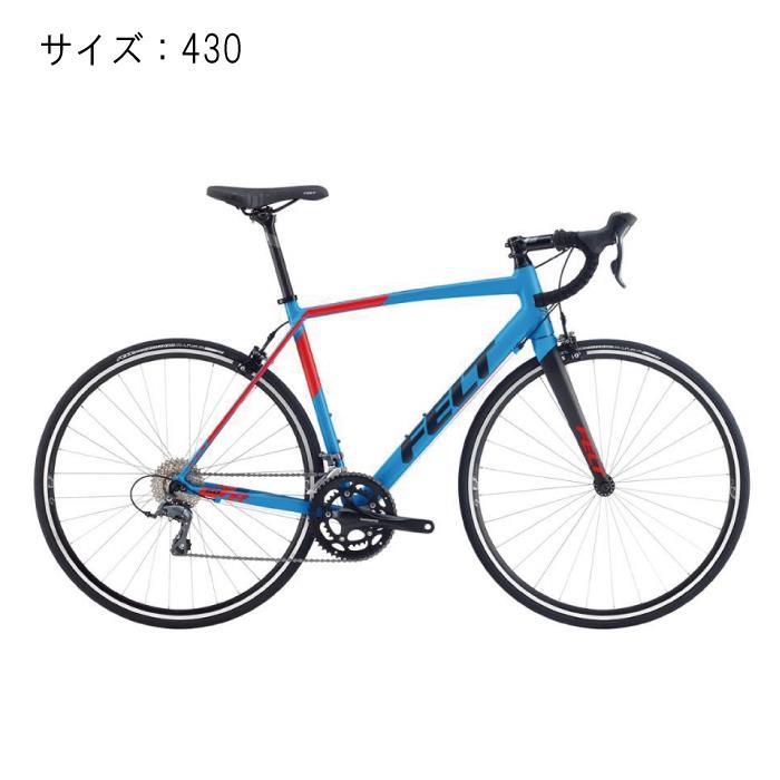 FELT (フェルト) 2017モデル FR60 シアン サイズ430mm 完成車 【自転車】