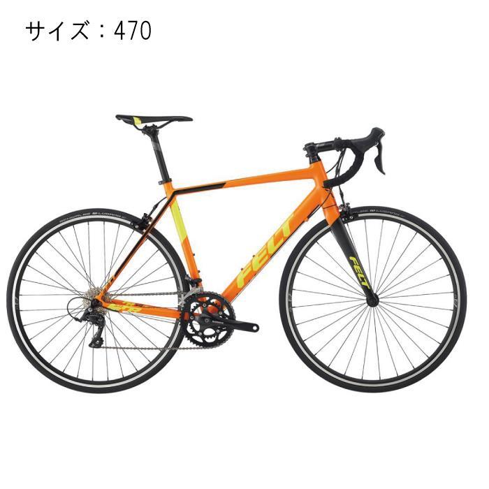 FELT (フェルト) 2017モデル FR50 オレンジ サイズ470mm 完成車 【自転車】